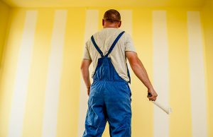 How a Residential Painter in McKinney Can Pick the Right Paint Color for an Open Concept Home